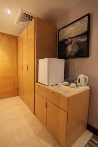 Um banheiro em Coral Olaya Hotel