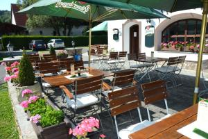 Restaurace v ubytování Hotel Jiřičná