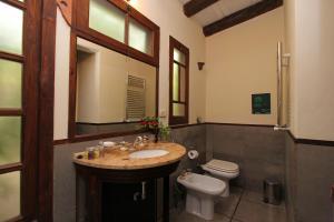 Un baño de Casa Glebinias