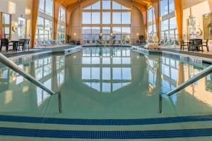 The swimming pool at or close to Vacation Village in the Berkshires