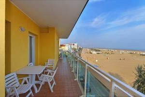Balcone o terrazza di Hotel Villa Olga