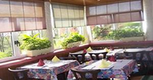 Ресторан / где поесть в Contact Hotel Du Ladhof