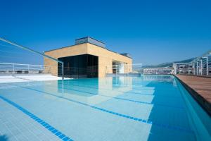 The swimming pool at or near Hotel Split