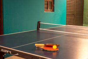 Table tennis facilities at Pousada Villa Maeva Itacimirim or nearby