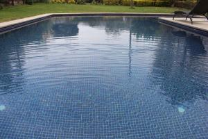 The swimming pool at or near Can Marc