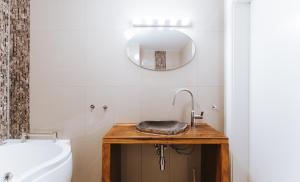 A bathroom at Apartment Vienna Loft