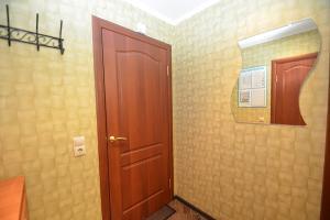 A bathroom at Apartment Na Shmitovskom Proezde