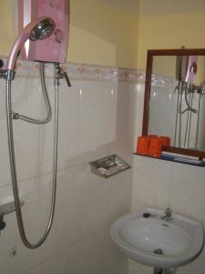 Ein Badezimmer in der Unterkunft Bun Kao Guesthouse