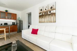 Zona de estar de Casa Macetero en Granada