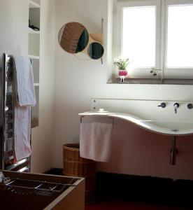 Un baño de Finca Bell-Lloc