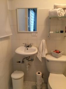 A bathroom at Aital