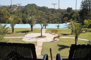 A view of the pool at Match Point Spa or nearby