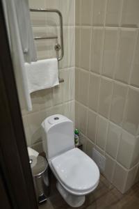 Ванная комната в Silver House Hotel