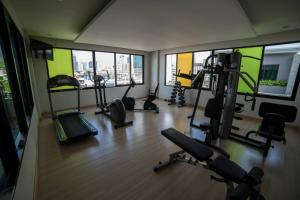 The fitness center and/or fitness facilities at iSanook Bangkok