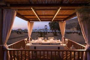 Εστιατόριο ή άλλο μέρος για φαγητό στο Fodele Beach Water Park Resort