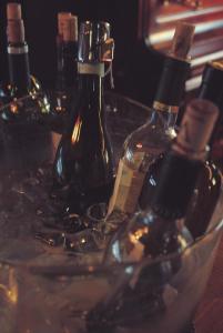 Drinks at El Lacayo de Sestiello