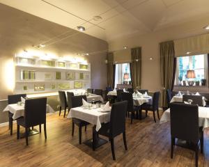 유니타스 호텔 레스토랑 또는 맛집