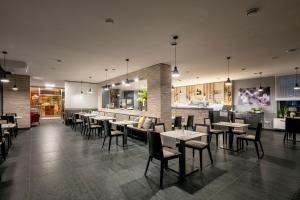 Restaurace v ubytování Wine Wellness Hotel Amande Hustopeče