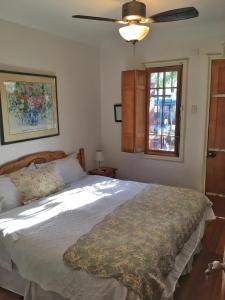 Cama o camas de una habitación en Tralkan B&B