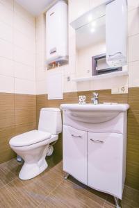 Ванная комната в RentPiter Pushkinskaya 4 center SPb