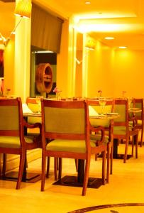 A restaurant or other place to eat at Pestana Buenos Aires
