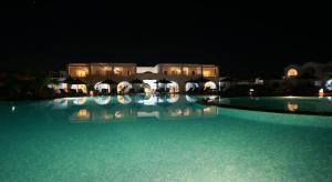 The swimming pool at or near Jerba Sun Club