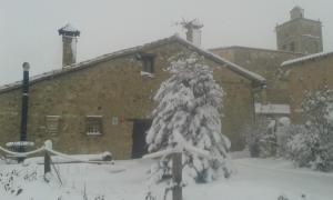 Las Leyendas del Jabal en invierno