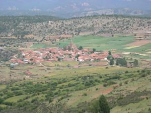 Las Leyendas del Jabal a vista de pájaro