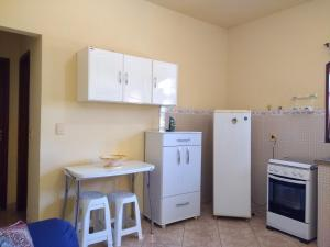 A cozinha ou cozinha compacta de Casa da Mamãe