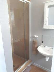 A bathroom at Sea La Vie Beach House