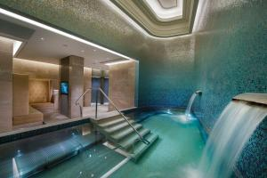 The swimming pool at or near Crown Towers Melbourne