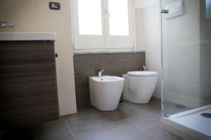 A bathroom at Casa Dodo