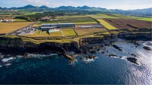 A bird's-eye view of Pedras do Mar Resort & Spa
