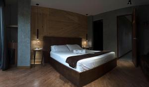 A bed or beds in a room at Rango Hostel Boutique