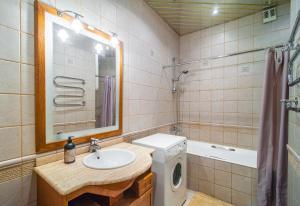Ванная комната в RentPiter Mayakovskiy 20 big apart