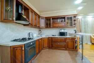 Кухня или мини-кухня в RentPiter Mayakovskiy 20 big apart