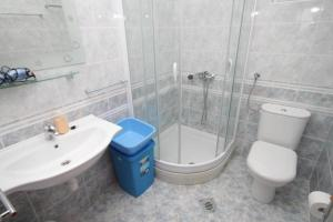 A bathroom at Apartments with a parking space Mlini, Dubrovnik - 8569