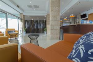 Hall o reception di Hotel Orosol