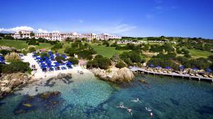 Colonna Resort a vista de pájaro