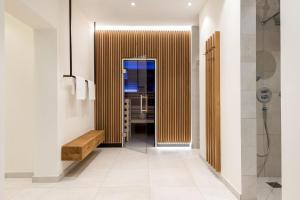 A bathroom at Bauer Hotel und Restaurant