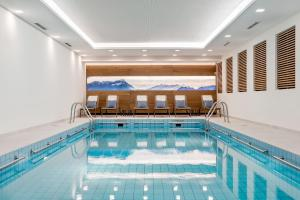 The swimming pool at or near Bauer Hotel und Restaurant