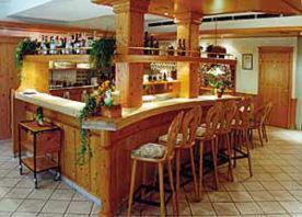 Lounge oder Bar in der Unterkunft Hotel-Gasthof Sternen