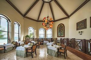 A restaurant or other place to eat at Royal Hideaway Playacar All-Inclusive Adults Only Resort