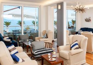 A seating area at Valamar Sanfior Hotel & Casa
