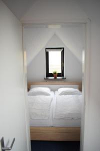 Кровать или кровати в номере Hotel Seeburg