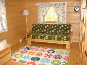 Oleskelutila majoituspaikassa Hauklapintie Holiday Home