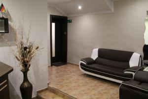 Część wypoczynkowa w obiekcie Villa Lido