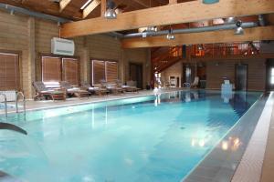 The swimming pool at or near Park Hotel Tseleyevo