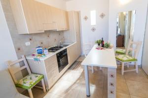 Cucina o angolo cottura di Villa Maggi