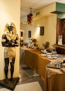 Restauracja lub miejsce do jedzenia w obiekcie Relax Inn Health & Spa